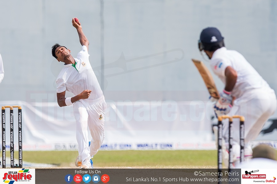 mustafizur spell changed the game - Karunaratne