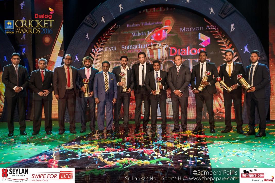 Dialog Cricket Awards 2016
