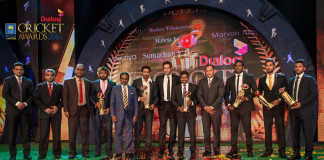Dialog Cricket Awards 2016