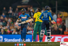 Cricketry first T20I by Roshan Abeysinghe
