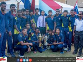U19 Schools L/O Final