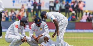 Asela Gunaratne doubtful for rest of Indian series