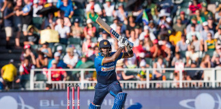 Mathews and bowlers help seal dramatic win