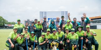 Pakistan Women's Cricket