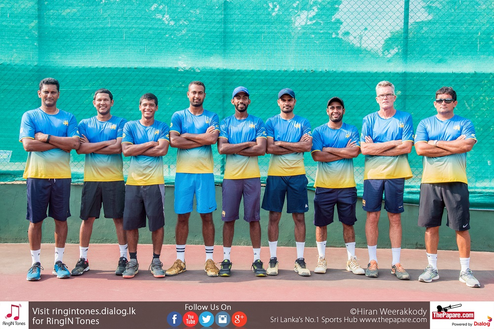 Photos: Davis Cup National Men's Tennis Team