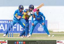 Women's Cricket Sri Lanka v India Qualifier
