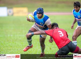 Sri Lanka v Malaysia - U19 Asia Rugby