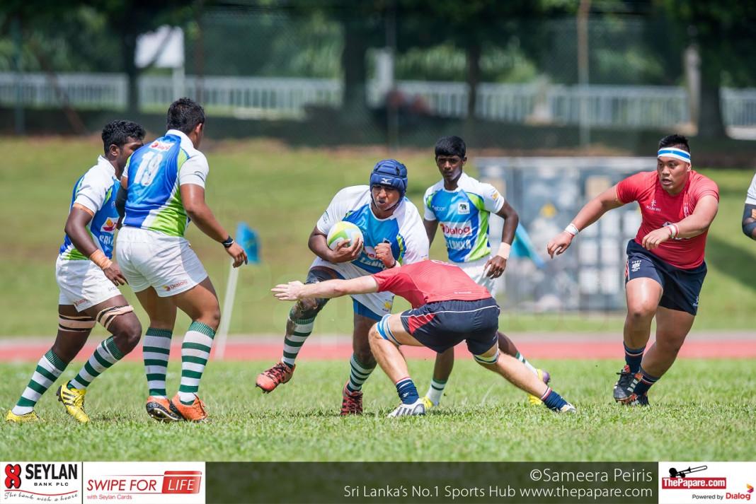 Sri Lanka v Hong Kong