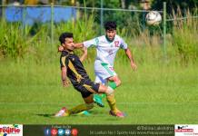 Moratuwa Uni vs New youngs FC