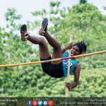 95th National athletics championship Anith broke a record