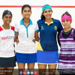 National Squash Team – SAG 2016