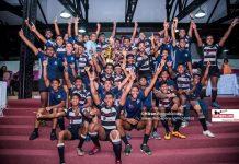Sri Lanka University Rugby 2018