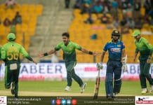 Sri Lanka's T20I match in Lahore, Pakistan confirmed