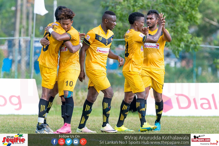 Colombo SC v Navy SC