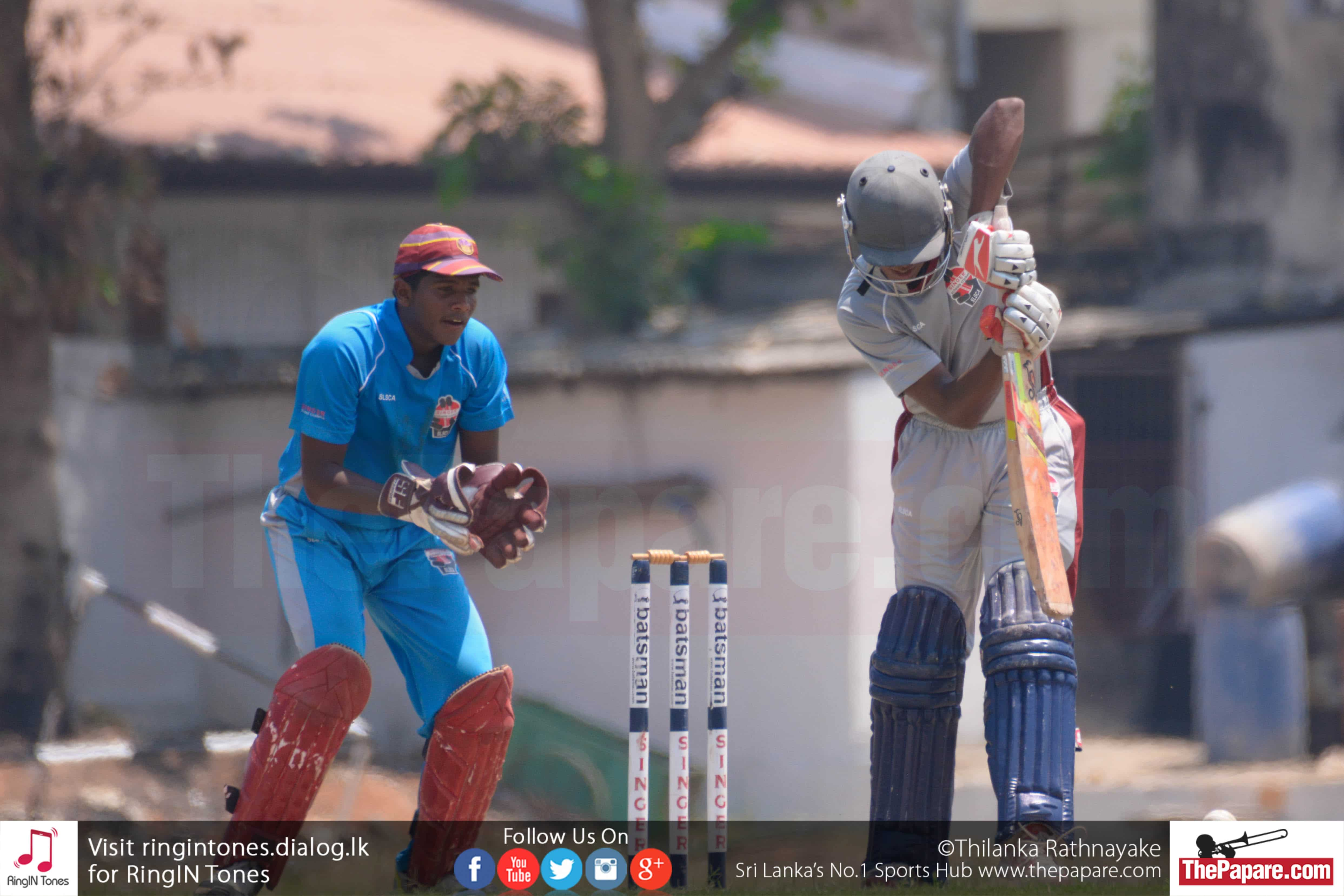 Ananda College safely through to the semi-finals