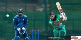 Colombo Vs. Dambulla | SLC T20 LEAGUE – 2018.08.30