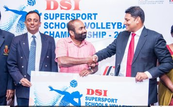 DSI Supersports Schools Volleyball Championship 2018