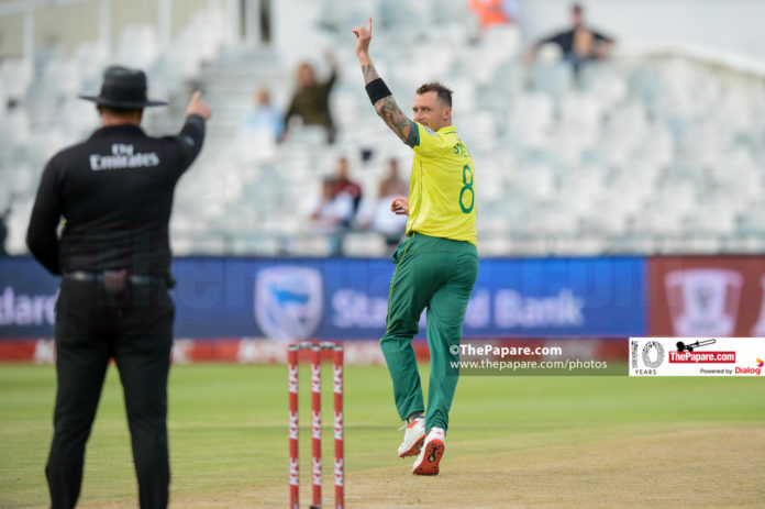 Dale Steyn Joins with Kandy Tuskers