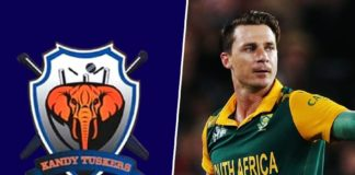 Dale Steyn agreed to play for Kandy Tuskers