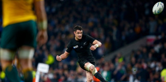 Carter has left New Zealand for a fresh challenge in France Photo: GETTY IMAGES