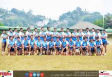 Daramaraja College Team Photo