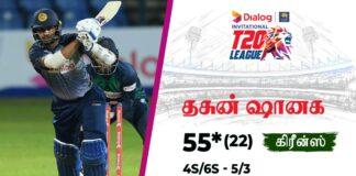 Dialog Invitational T20 League 2021