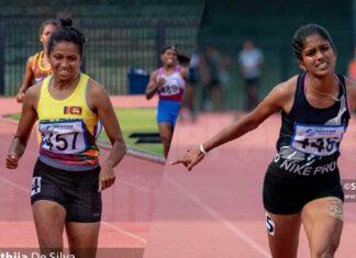 Sri Lanka National Athletics