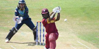 Sri Lanka womens v West indies womens