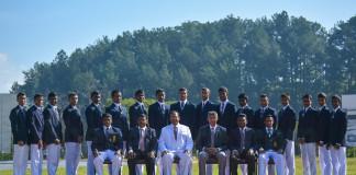 Dharmaraja College Cricket Team 2017