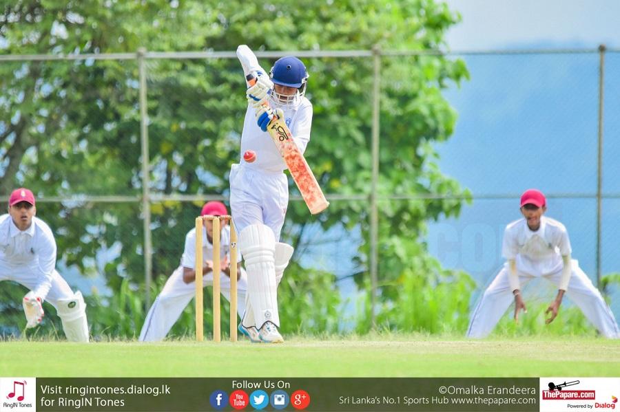 Dharmaraja College v St.Peter's College Negambo - U17 Cricket