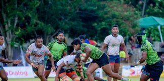 Dialog Inter Club Rugby Sevens 2018