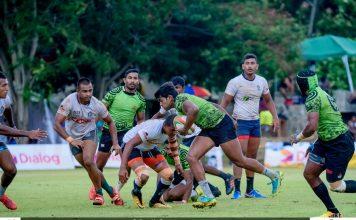 Dialog Inter Club Rugby Sevens 2018