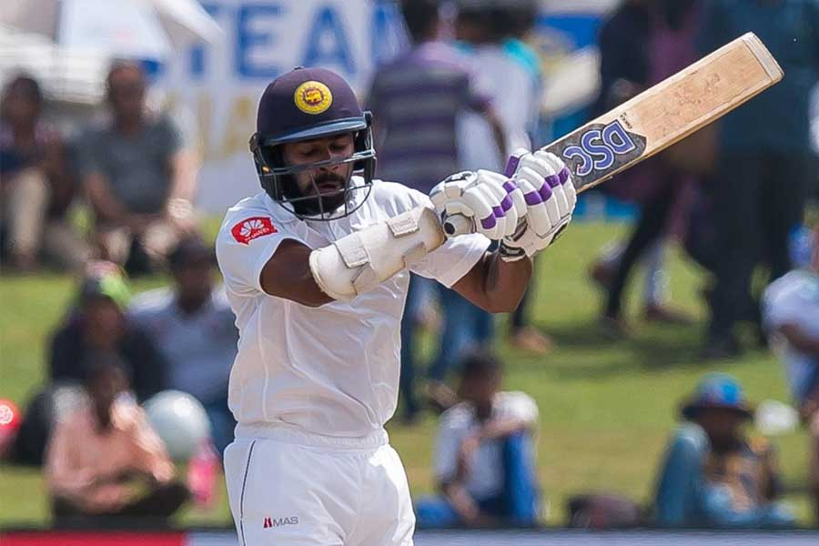 Wicket set for India-Sri Lanka Test of pace
