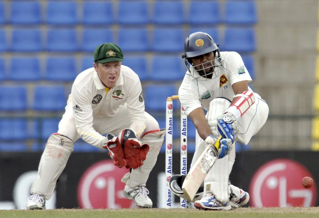 Lankans face an uphill task against World No. 1 Australia