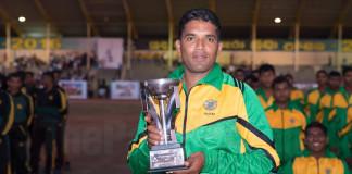Dinesh Para Athletic Games 2016