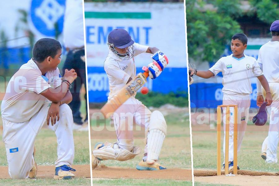 Dinura shines for Mahinda College