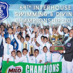 SJC swimming and diving 2016 championship