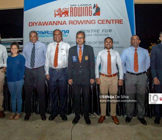 Diyawanna Rowing