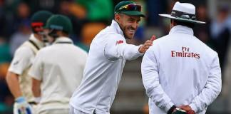 Cricket - Australia v South Africa - Second Test cricket match