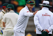 Du Plessis delayed declaration fearing Sri Lanka would chase target
