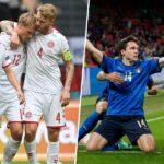 Wales vs Denmark & Italy vs Austria