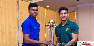Sri Lanka U19 vs Pakistan U19