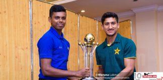 Sri Lanka U19 vs Pakistan U19