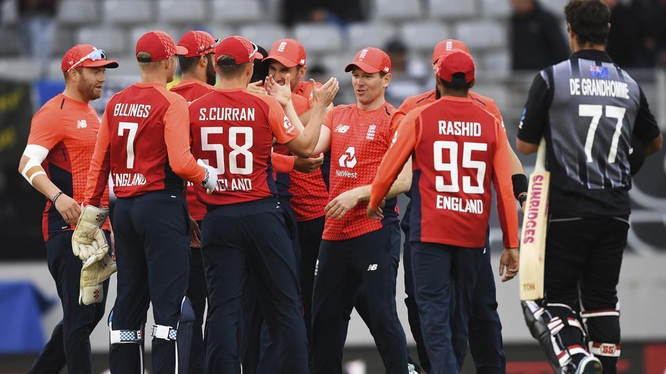 England's cricket team