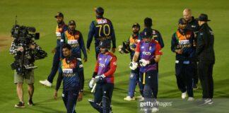 Sri Lanka tour of England 2021 2nd T20I