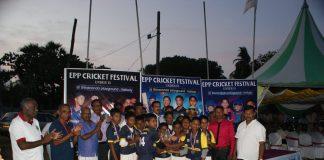 EPP Cricket Festival 2019