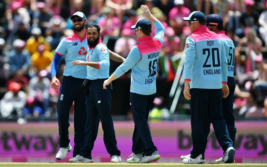 England tour of South Africa, 2019-20 - 3rd ODI