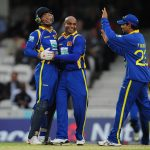 Sanath and Dilshan