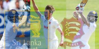 Essex vs Sri Lanka