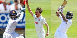 Essex vs Sri Lanka - Day 1